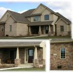 house exterior stonework masonry