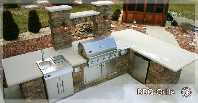 BBQ Grills Outdoor Kitchen Kirk Wylie Masonry