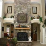 interior fireplace kirk wylie masonry swanton, ohio