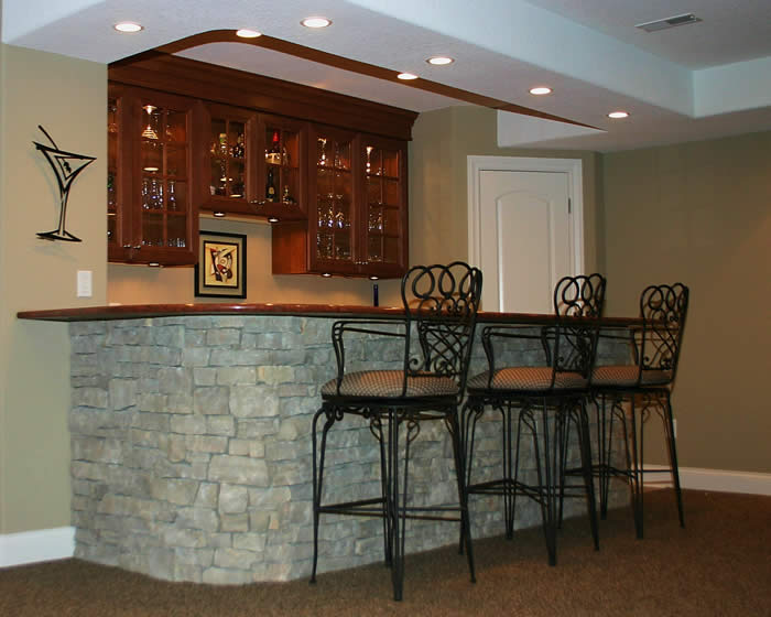 Stone Bars For Home